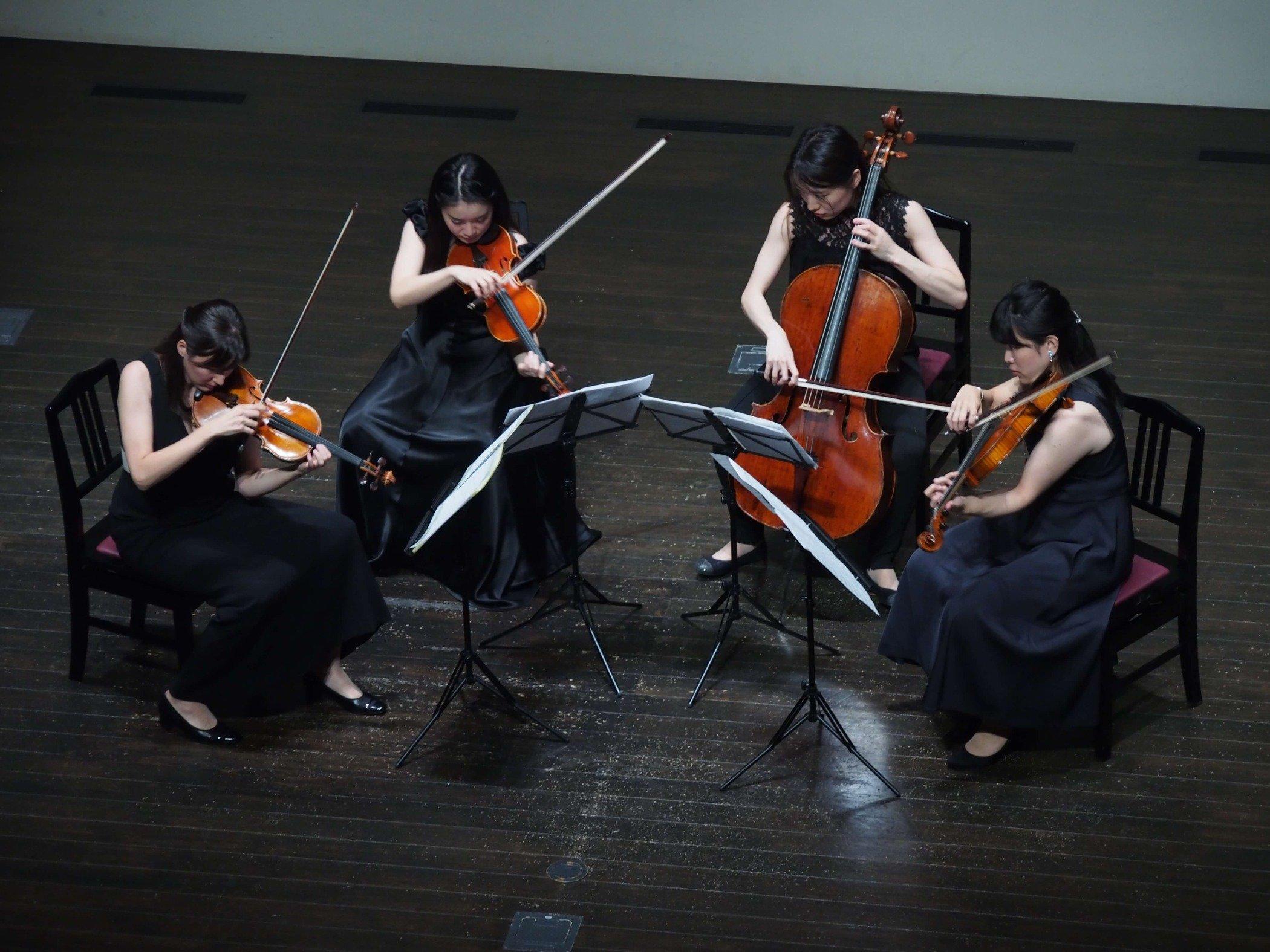 宗次ホール 弦楽四重奏コンクール | 弦楽四重奏コンクールの概要 ...